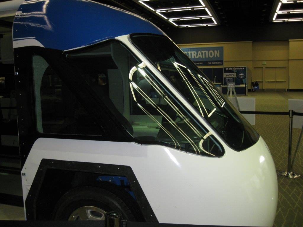 Marine Amp Transport Coastal Curved Glass